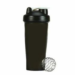 Black Spring Ball Shaker