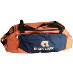 7aac4d3ae2e1 Orange And Blue Printed Sports Kit Wheeled Travel Bags
