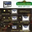 24 LED Outdoor Solar Light with Motion Sensor