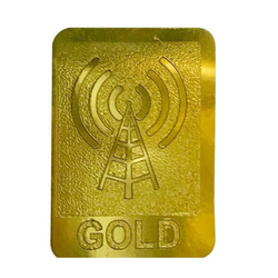 Golden Mobile Phone Anti Radiation Chip