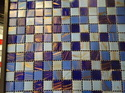 Handmade Glass Tile Picture