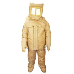 Non Aluminized Fire Entry Suit