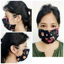 100% Cotton Fabric Mask