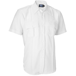 Cotton Corporate White Shirt, Size: Large And XXL