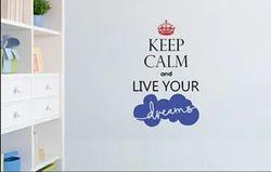 Wall Ons Keep Calm Dreams Wall Sticker
