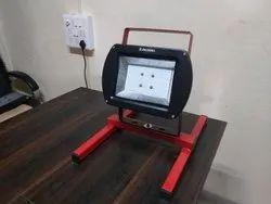 30 watt rechargeable emergency flood light