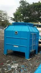 50 Tr Frp Water Cooling Tower Size 1625X1625X3500MM