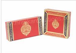 Peacock Mithai Boxes 1/4 Kg