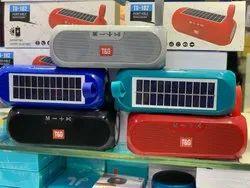 2.0 Rectangular Solar Bluetooth Speaker