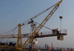 Gantry / Tower Crane Dismantling