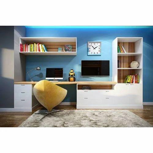 Modern Study Room Tv Unit Rs 1250 Square Feet Jrc Home Decor A Unit Of Shikha Decor Private Limited Id 19568185948