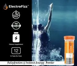 Electrofizz, Packaging Type: Tube, Dose Strength: 1