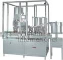 Automatic Single Wheel Dry Syrup Powder Filling Machine