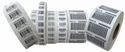 Adhesive Printed Barcode Label