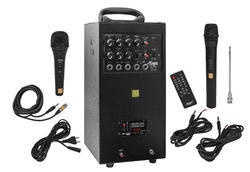 MP 80UEC Portable P.A. System