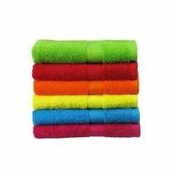Cotton Plain Hand Towel