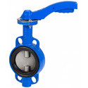 Cast Iron Butterfly Valve, Size: 50 Mm To 150 Mm