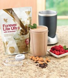 Powder Forever Living Products Ultra Lite Chocolate (New Pack), For Home, Weight: 500g