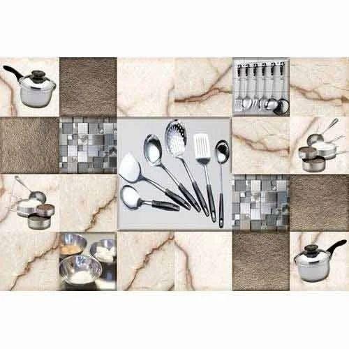 Ceramic Kitchen Wall Tiles Rs 250 Box Dinar Enterprise Id 16838918191