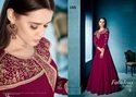 Georgette Embroidered Anarkali Suits