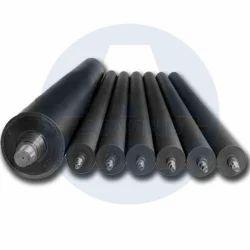 Singeing Spiral Cooling Roller