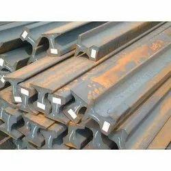 Mild Steel Rail, For Railway Track