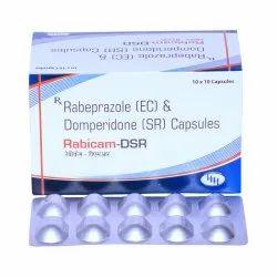 Rabeprazole Domperidone Sustained Release Capsule