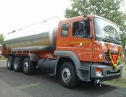 Road Milk Tanker (RMT) We Also Under Take Repair and Service for Road Milk Tanker.