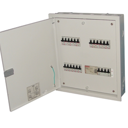 Aluminium Abb Distribution Boards(7 Segment) 4 Way