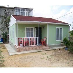 Three BHK Prefabricated Home