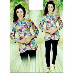 Sizmiz Full Sleeve Ladies Designer Shirt