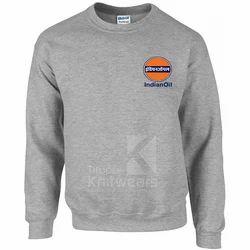 Poly Cotton Promotional Sweatshirt
