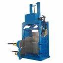 Cotton Waste Baling Press