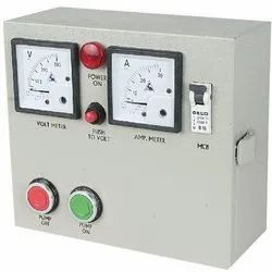 Single Ms Submersible Pump Control Panel, 0-300v