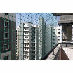 Green Balcony Safety Net