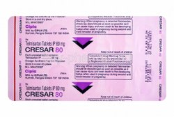 Cresar Tablet 80 mg