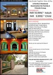 Bharatpur 3 days Offisite All Inclusive