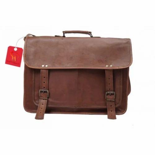 13f7c6cf4f Men Shoulder Bag Pranjals House 100% Genuine Leather Bag Ph469