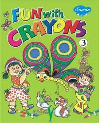 Fun With Crayons 3 Book
