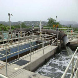 Semi-Automatic Wastewater Treatment Plant