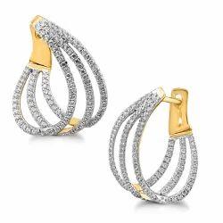 Diamond Fashion Earring