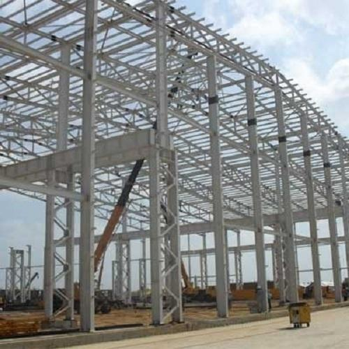 Mild steel Heavy Structure Fabrication Works