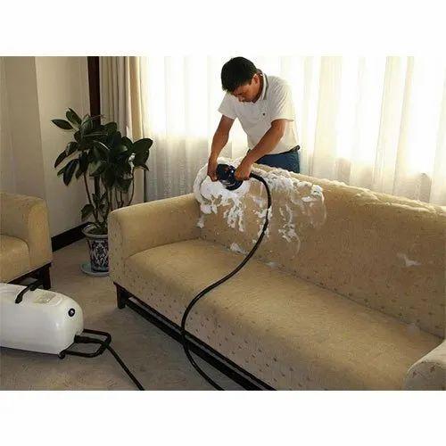 Residential Onsite 10 Seat Sofa Shampoo In Gurgaon Id