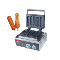 Hot Dog Waffle Machine