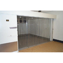 PVC Transparent Strip Curtain