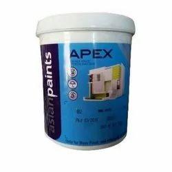 Mid Sheen Asian Paints Apex Weatherproof Exterior Emulsion