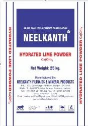 Neelkanth White Hydrated Lime Powder