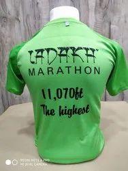 Sfp Running & Training Marathon Sports T Shirt, Size: Small to xxxl
