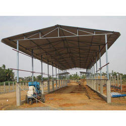 Canteen Roofing Shed