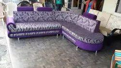 Modular L Shape Sofa Set